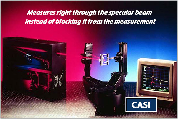 The CASI scatterometer