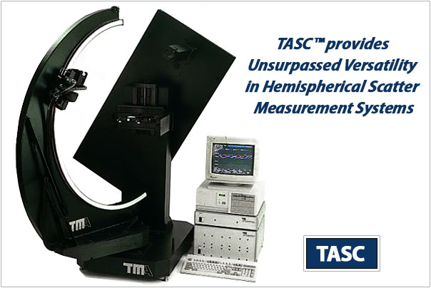 The TASC scatterometer