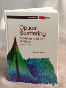 Book by John C Stover: Optical Scattering