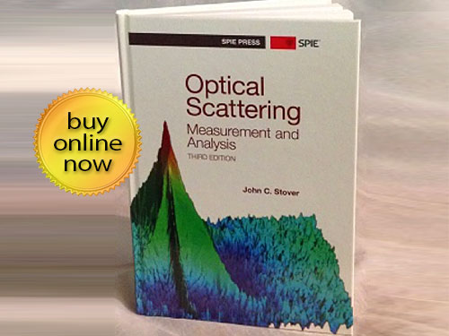 Optical Scattering - a book by John C Stover